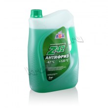 AGA_Antifreeze_05l_green
