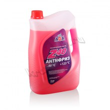 AGA_Antifreeze_05l_red