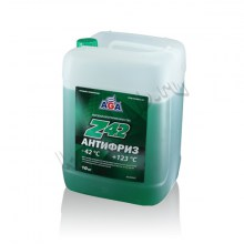 AGA_Antifreeze_10l_green