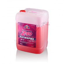 AGA_Antifreeze_10l_red