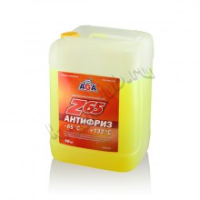 AGA_Antifreeze_10l_yellow